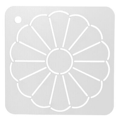 Plastic Embroidery Quilting Templates & Stencils Sewing Patchwork Tools DIY