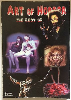 Art of Horror - The Best Of - Andreas Bethmann - Paperback