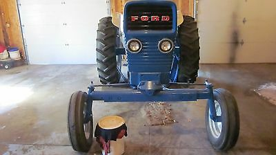 Ford Commander 6000 Used Farm Tractor