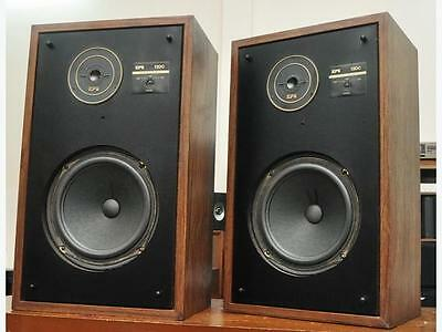Epi 120c speakers recently refoamed great shape and great sound vintage
