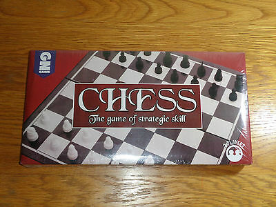 Chess Board Game - The Game of Strategic Skill