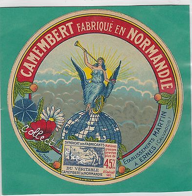 K311 Fromage Camembert Martin Ernes Calvados Ange