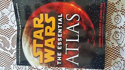 Previously enjoyed Star Wars The Essential Atlas in Excellent condition