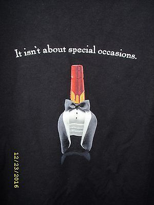 "Makers Mark Whiskey - ""Special Occasion"" Promo  Men's T-Shirt *NEW*"