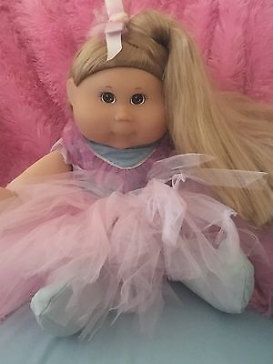 REDUCED WAS 129.90 Tru Cabbage Patch Doll Auth Clothes Sold 4 Over 400 Overseas