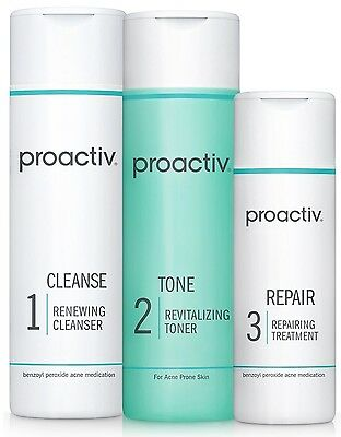 Proactiv Solution 3 Step Acne Treatment System (60 Day)