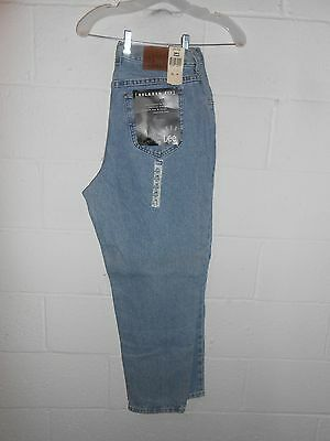 Vintage Women's Deadstock NWT Lee Jeans Relaxed Fit Retro Stone 34x29