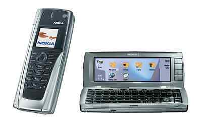 ☆ NOKIA 9500 Communicator ☆ Handy Dummy Attrappe ☆ Not real mobile phone! ☆