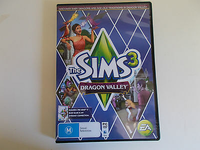 The Sims 3 Dragon Valley (PC, 2013)