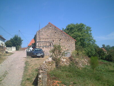 Perfect plot land for sale in Beautiful Burgundy Self sufficiency French Life