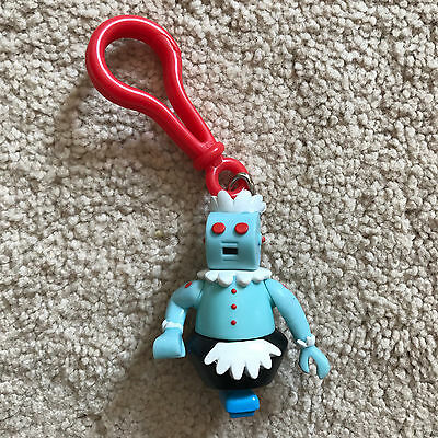Rosie The Robot Clip-On PVC Figure 2000 Jack In The Box