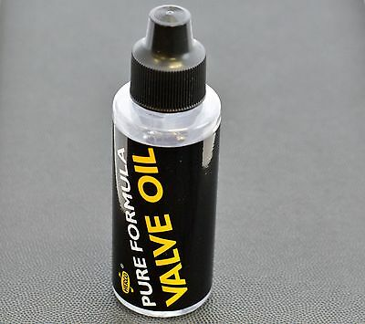 Herco Wb1240 Valve Oil For Trumpet And Cornet Piston Valves Lubricant - Usa Made