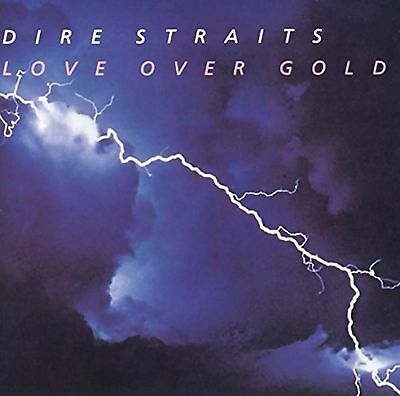 Dire Straits Love Over Gold Limited Edition Japan SACD F/S w/Tracking# Japan New