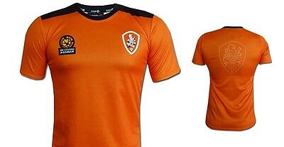 Brisbane Roar FC Replica Home Jersey Size S-5XL! A League Soccer Football!
