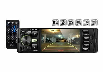 Falcon X400-BT Reproductor Multimedia Coche HD 4'' LCD 1DIN USB/SD FM Bluetooth
