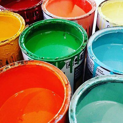 WANTED Screen printing inks WANTED.