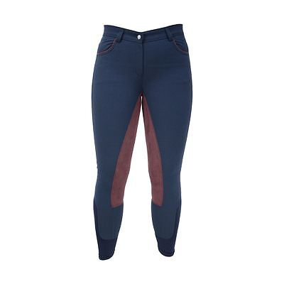 HyPERFORMANCE Burghley Ladies Breeches Horse Riding Various Sizes 14196P