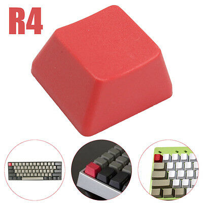 18*18mm PBT Red Blank Keycap Cherry MX ESC/R4 Mechanical Keyboard Keycaps