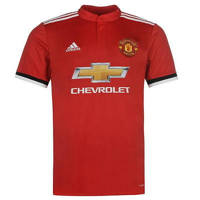 Manchester United Home Jersey 2017 2018 Mens  ***** 100% genuine  *****
