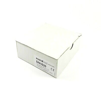IFM DN1020 -NEW- Power Supply; 100-240VAC/24VDC-1.3A