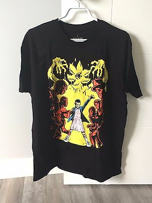 Loot Crate - Investigate - Stranger Things T Shift L, LARGE
