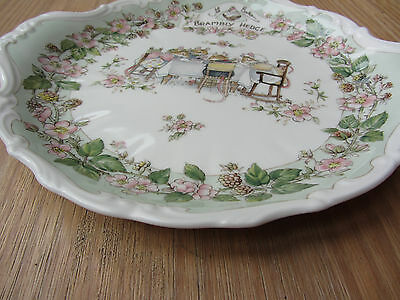 Brambly Hedge Royal Doulton BREAD & BUTTER PLATE