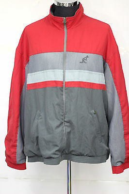 GIACCA VINTAGE AUSTRALIAN BY L'ALPINA ANNI 80' retrò jacket MADE IN ITALY 54 968