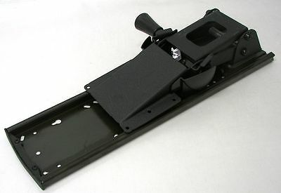 """WorkRite Pinnacle 2 Arm w/ ThinGlide 22"""" Track Keyboard Tray Support 3170-22TG"""