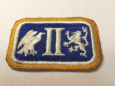 Rare Ww2 2Nd Corp Cavalry Patch  Insignia