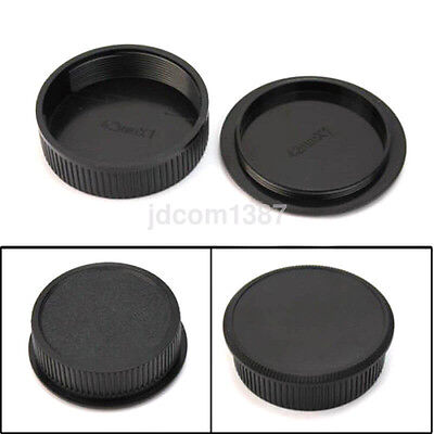 42mm Plastic Body & Rear Cap Cover For M42 Digital Camera Body and Lens Hot US