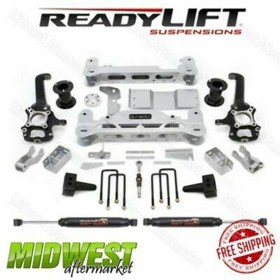 """ReadyLIFT 7.0"""" Lift Kit System with Shocks Fits 2014 Ford F-150"""