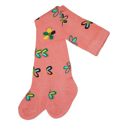 Baby Girl Flower Tights Infant Tights Socks up to 6 months