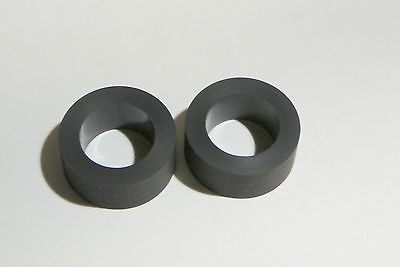 2 New Pioneer Reel To Reel Rt-909 Rt-901 New Pinch Roller Tires Usa Free Ship