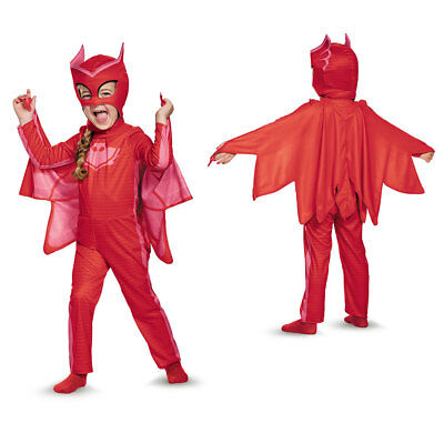 Toddler PJ Masks Classic Owlette Costume