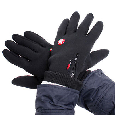 1pair Outdoor Sports Glove Cycling Hiking Motorcycle Windstopper Unisex Gloves