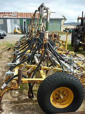 Connor Shea Cultivator With Straddle Seeder Suit Restoration Or Wrecking