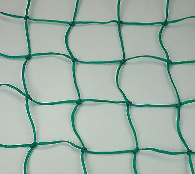 MKN 3m × 3m pool pond CHILD SAFETY SUPER NET covers grids netting BLACK/BLUE