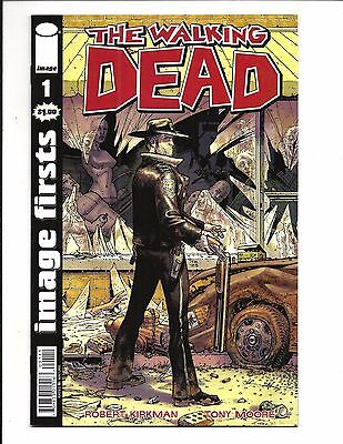 Image Firsts Walking Dead #1 (Mr)