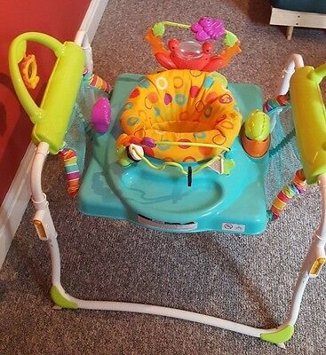 Fisher Price Step and Play Jumperoo / Baby Bouncer