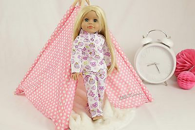 "Modern Doll Teepee - Toy American Girl Our Generation 18"" Doll"