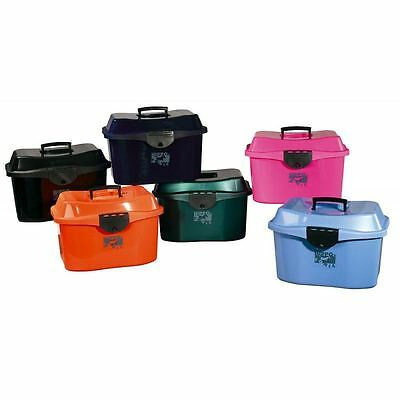 Hippo-Tonic Ladies Mens Stable Equestrian Yard Horse Riding  Large Grooming Box