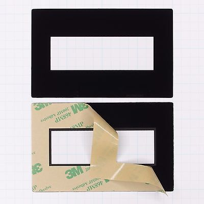Faceplate Mounting Bezel for 4x20 LCD Displays (pkg of 100 Seetron FPL420)