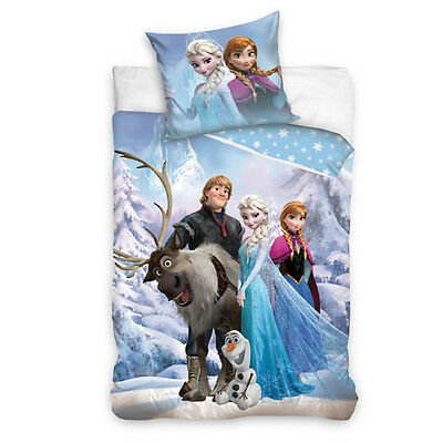 disney frozen eisk nigin kinderbett kinder bett kinderm bel jugendbett 140x70 eur 79 20. Black Bedroom Furniture Sets. Home Design Ideas