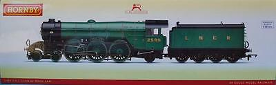 NEW EMPTY HORNBY A1 A3 LOCO BOX R3132 BOOK LAW SUPER DETAIL SPARES suit SCOTSMAN