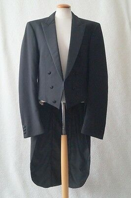 Vintage theatre steampunk tailcoat 38 inch S