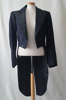 Vintage theatre steampunk tailcoat 36 chest XS