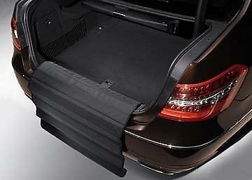 New Genuine Mercedes Benz Mb Rear Bumper Loading Sill Protect Cover A2126800246