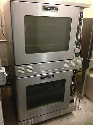 "Full Size Commercial Convection Moisture+ Gas Oven Extra Deep (28"")"