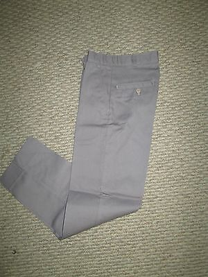 Boys Pants gray school uniform 12 14 16 18 20  new 24 26 27 28 29 30 31 32 34