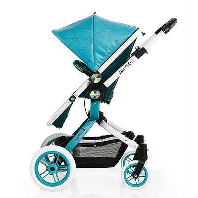 Cosatto Ooba 3-In-1 Child/Baby Travel System - Pram/Stroller/Buggy/Carrier
